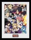 Fairy Tail - Season 6 Key Art Framed Print (30x40cm)