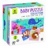Ludattica - Baby Puzzle Collection: The Sea (32 Pieces)