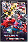Transformers - Characters Poster (61x91,50 cm)