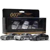 Corgi James Bond - Aston Martin Collection (V12 Vanquish. DB5. DBS) Die Cast Set