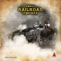 Small Railroad Empires (Board Game) - Cover