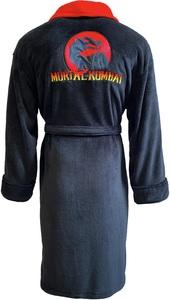 Mortal Kombat - Logo Mens Robe