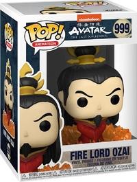 Funko Pop! Animation - Avatar The Last Airbender: Fire Lord Ozai Vinyl Figure (999)