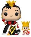 Funko Pop! Disney - Alice in Wonderland 70th - Queen with King