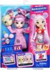 Fail Fix - Total Makeover Doll Pack - @Kawaii.Qtee (Toys)