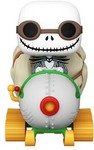 Funko Pop! Rides Super Deluxe - The Nightmare Before Christmas - Jack & Snowmobile