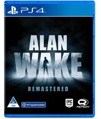 Alan Wake Remastered (PS4/PS5 Upgrade Available)