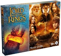 The Lord of the Rings - Mount Doom 1000 pcs (Puzzle) - Cover