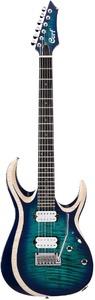 Cort X700 Duality Electric Guitar (Light Blue Burst)