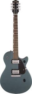 Gretsch G2210 Streamliner Junior Jet Club Electric Guitar (Gun Metal) - Cover