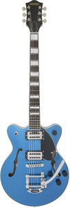 Gretsch G2655T Streamliner Centre Block Jr Hollowbody Electric Guitar with Bigsby (Fairlane Blue) - Cover