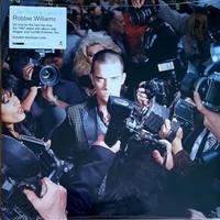 Robbie Williams - Life Thru a Lens (Vinyl) - Cover