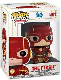 Funko Pop! Heroes - Imperial Palace - The Flash Vinyl Figure (401) - Cover