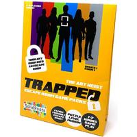Trapped: Escape Room Game Packs - The Art Heist (Puzzle Game)