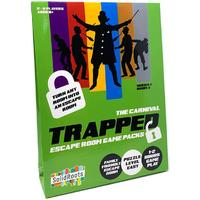 Trapped: Escape Room Game Packs - The Carnival (Puzzle Game)