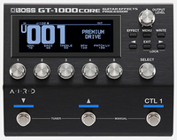 Guitar GT-1000CORE Guitar Effects Processor - Cover