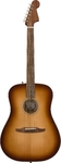 Fender Redondo Classic Solid Body Acoustic Guitar with Bag (Natural with Burst)