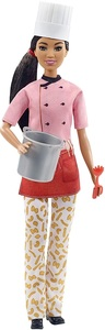 Barbie - Chef  Doll - Cover