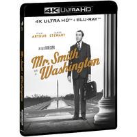Mr. Smith Va A Washington (4K Ultra HD + Blu-ray)