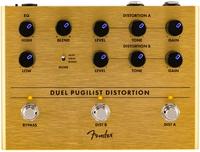 Fender Duel Pugilist Distortion Pedal - Cover