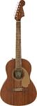 Fender Sonoran Mini Mahogany Acoustic Guitar with Bag (Natural)