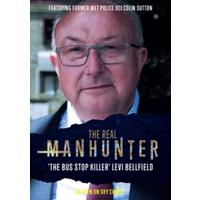 The Real Manhunter - The Bus Stop Killer Levi Bellfield (DVD)