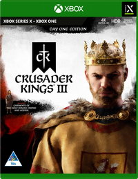 Crusader Kings III - Day One Edition (Xbox Series X / Xbox One)