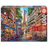Educa - Paris, Dominic Davison Puzzle (1000 Pieces)