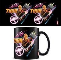 What If? - Party Thor Black Coffee Mug