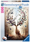 Ravensburger - Fantasy Deer Puzzle (1000 Pieces)