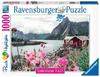 Ravensburger - Scandinavian Reine, Lofoten, Norway Puzzle (1000 Pieces)