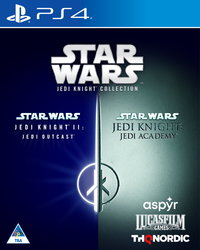 Star Wars Jedi Knight Collection (PS4) - Cover