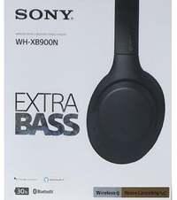 Sony EXTRA BASS Wireless Noise Cancelling Headphones (Black)
