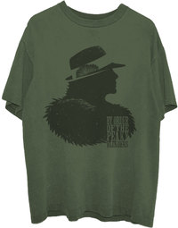 Peaky Blinders - Polly Outline: Unisex T-Shirt, Green (Small) - Cover
