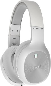 Edifier W800BT Plus Bluetooth Stereo Headphones (White)