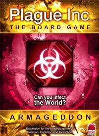 Plague Inc. - Armageddon Expansion (Board Game)