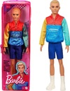 Barbie - Fashionistas Boy Doll - Colour block Jacket