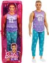 Barbie - Fashionistas Boy Doll - Jersey Star