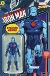 "Marvel Legends - 3.75"" Retro - Iron Man (Stealth Armor) Figure"