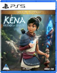 Kena Bridge of Spirits - Deluxe Edition (PS5)