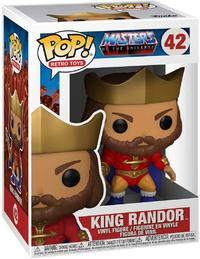 Funko Pop! Vinyl - Masters of the Universe - King Randor - Cover