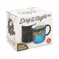 Day & Night Mug 300ml (Mugs & Goblets)