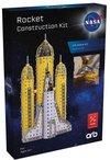 NASA Space Rocket Construction Kit (458 Pieces)