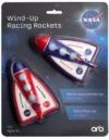 NASA Wind-up Racing Rockets
