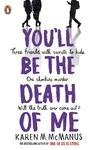 You'll Be the Death of Me - Karen M. McManus (Paperback)