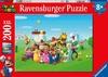Ravensburger - Super Mario XXL Puzzle (200 Pieces)