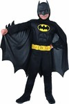 Ciao - Batman Costume with muscles  (5-7 years) (Small)