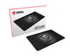 MSI Agility GD20 Gaming Mouse Pad - Black (32 x 22 x 0.5 cm)