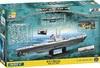 Cobi - World War II: U-BOOT U-47 VIIB (432 Pieces)
