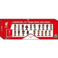 Soccerstarz - Liverpool Team Pack 19 figure (2021/2022 Version) (Figures)